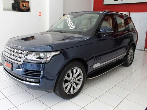 land rover range rover vogue se sdv8 4x4 turbo 4.4