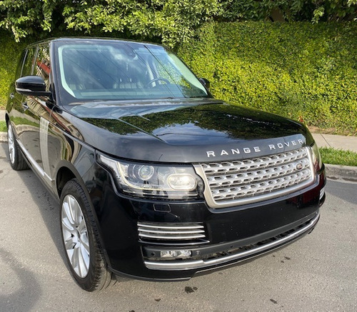 land rover range rover vogue super charged 2014