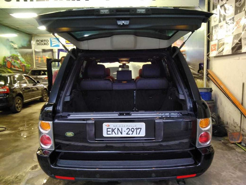 land rover range rover vogue v8 4x4 blindada