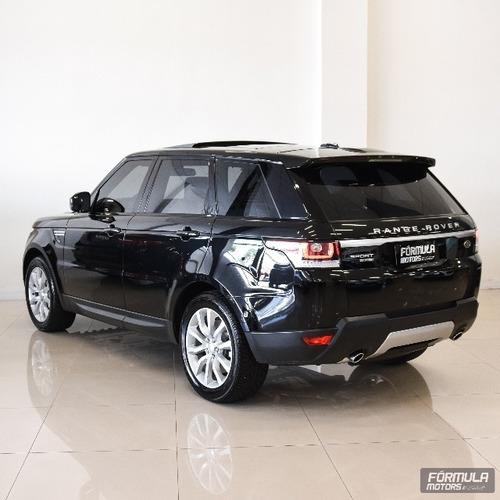 land rover range sport hse 3.0 diesel