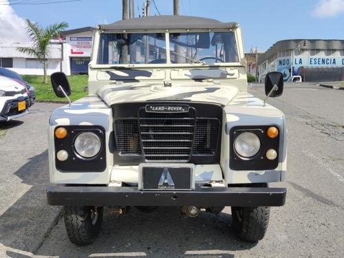 land rover santana carpado 1970