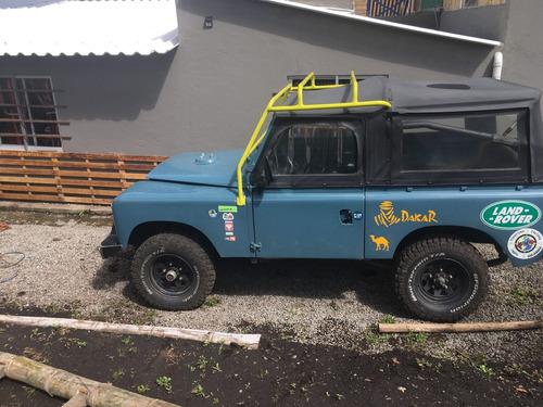 land rover santana corto 2020