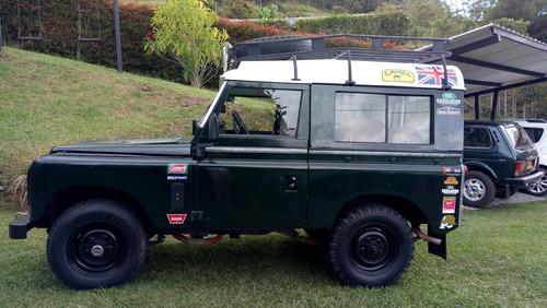 land rover santana inglés 1983