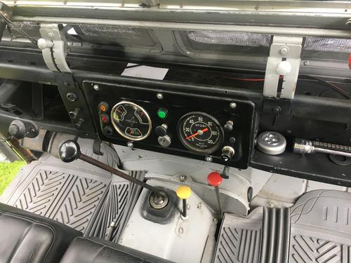land rover santana modelo 1965