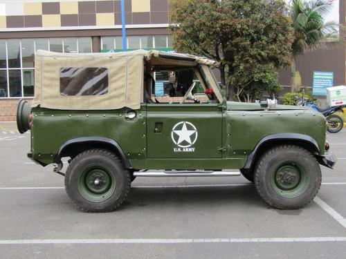 land rover santana us army mt 2200