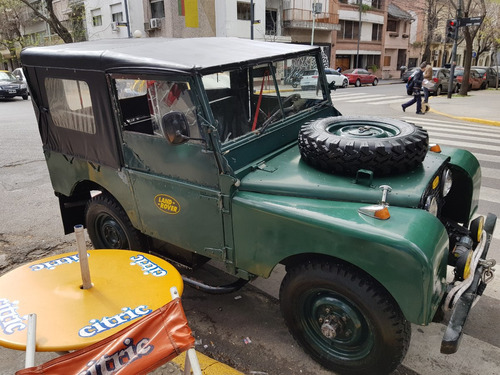 land rover serie 1 1950