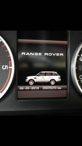 land rover sport 3.0 hse v6 turbo 4x4 diesel 4p automático
