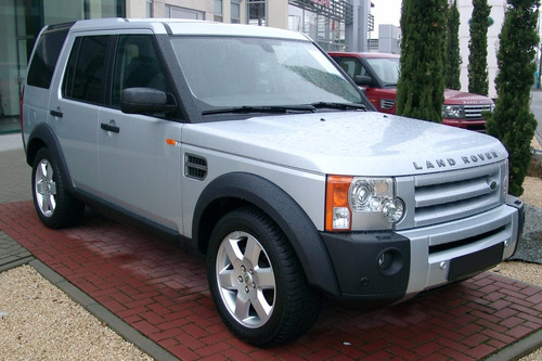 land rover tapete