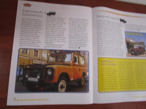 land rover una revista de coleccion año 2014