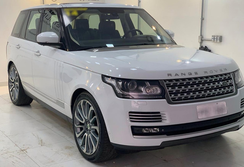 land rover vogue se 2014 branco