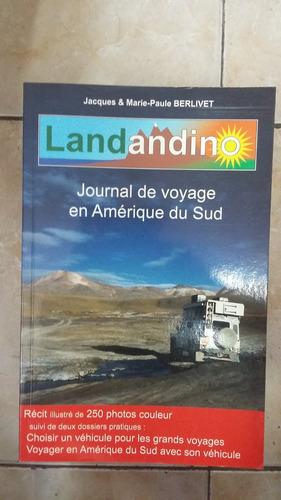 landandino - journal de voyage en amerique du sud