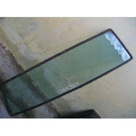 Landau E Galaxie Ltd - Vidro Traseiro Verde Original Usado