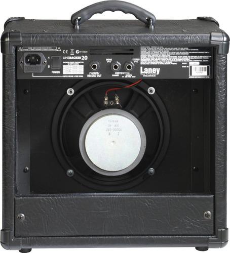 laney lr20 - amplificador de guitarra 20w