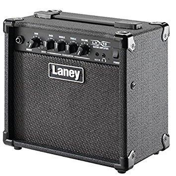 laney  lx15   amplificador para guitarra 15w 2x5