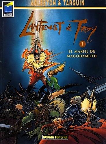 lanfeust de troy / el marfil de magohamoth / ed. norma