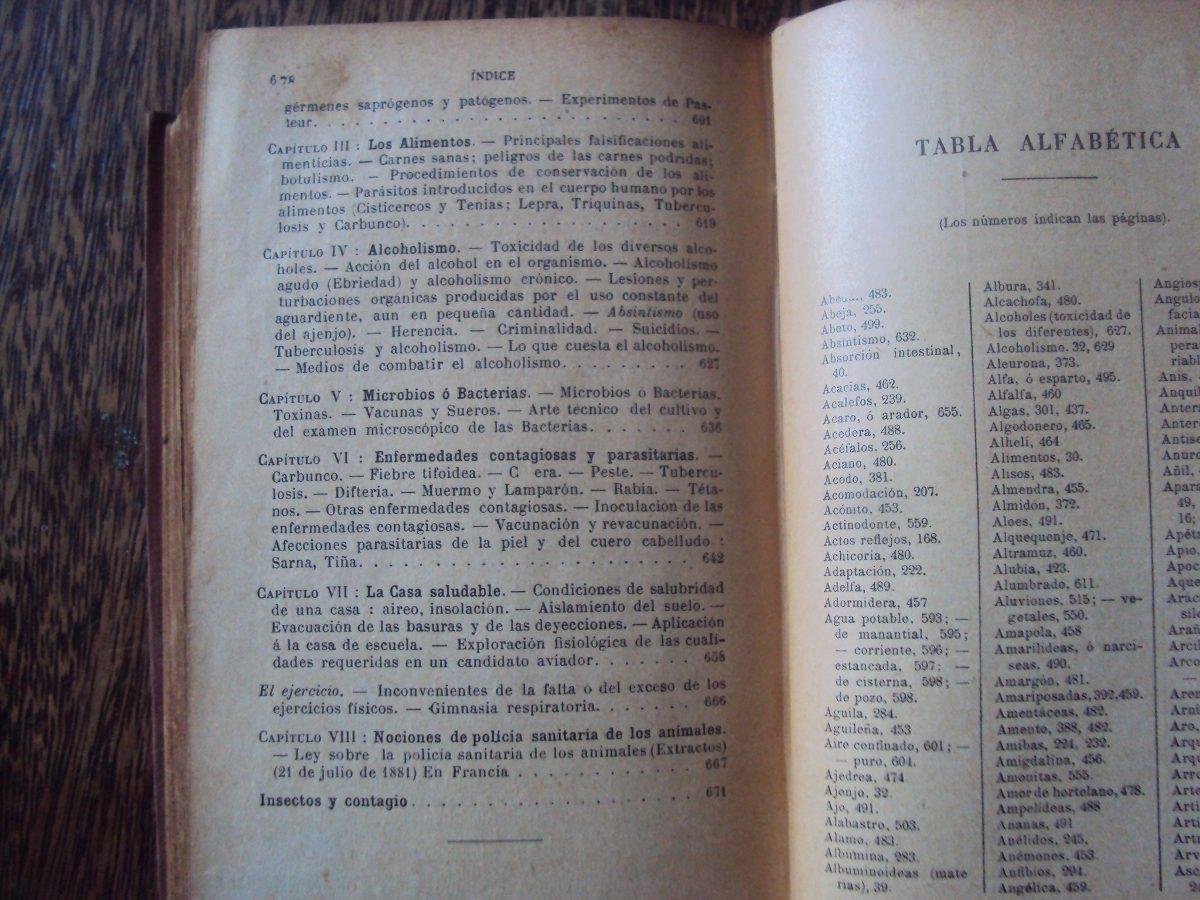 Langlebert Historia Natural Anatomia Fisiologia Animal Veget - $ 200 ...