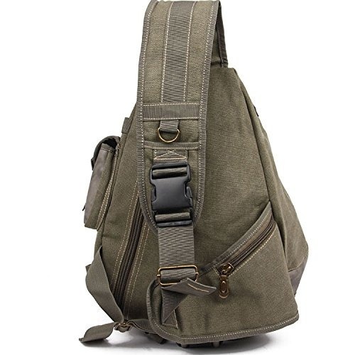 05aedc040269 Lanica One Strap Sling Cross Body Shoulder Backpack Travel ...