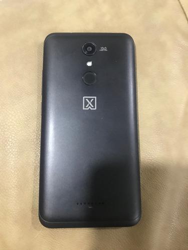 lanix l1120 negro (10/10) +accesorios +factura - 280.000