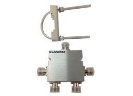 lanpro signal splitter 4 antenas 5.8ghz n hembra