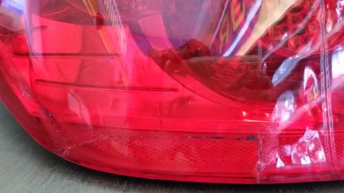 lanterna 307 hatch 2007 08 09 10 11 2012 lado esquerdo
