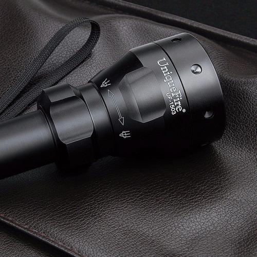 lanterna 3modo ir infravermelho longo alcance visão noturna