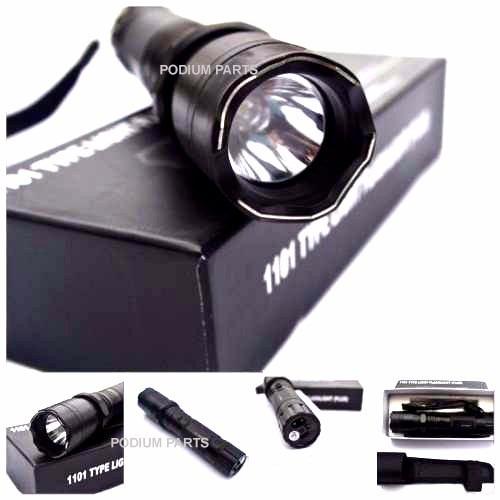 lanterna arma de choque led tatica 300.000kv recarregavel