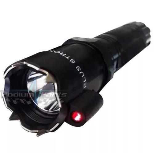 lanterna arma de choque led tatica 990.000kv recarregável