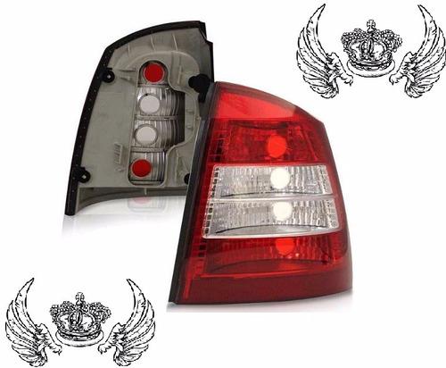 lanterna astra bicolor sedan direita 1998 1999 2000 2001
