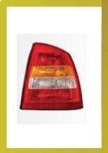 lanterna astra sedan traseira 99 2000 2001 2002 tricolor  ld