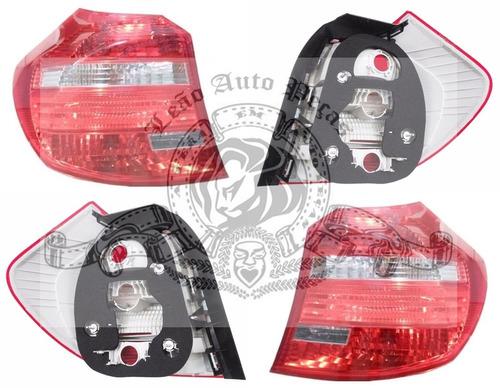 lanterna bmw serie 1 -118-120i-130i de 08/11 nova lado esq.
