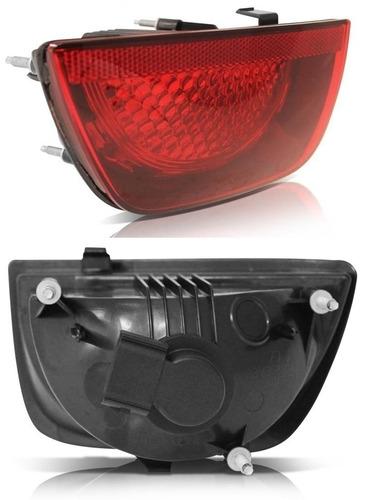 lanterna camaro ano 2010 2011 2012 +mold cromada l/d canto