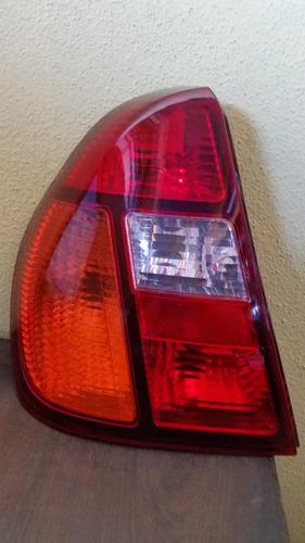 lanterna clio sedan 2000 01 02 2003 lado esquerdo