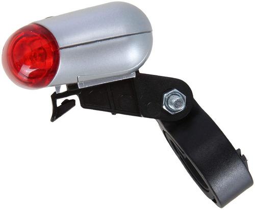 lanterna com 5 leds traseira para bike - acte sports a11