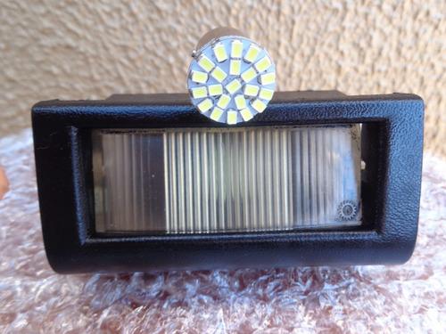lanterna da luz da placa com led branca  omega
