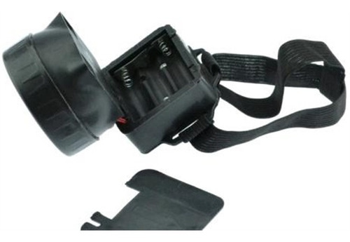 lanterna de cabeça led recarregavel c/ bateria interna