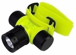 lanterna de cabeça para mergulho atoll - guepardo