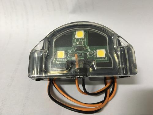 lanterna de led carreta carretinha reboque a prova d'água
