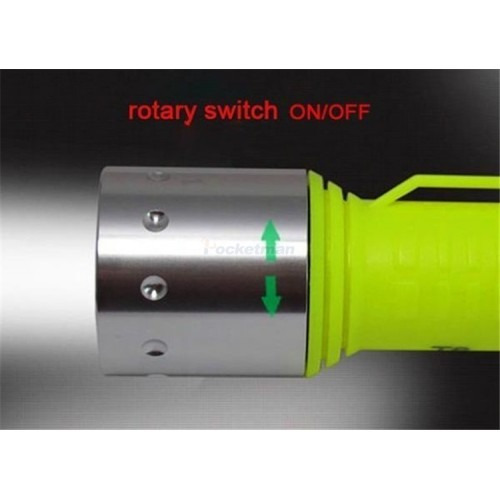 lanterna de mergulho cree q5 62000w 170000 lumens ws- 716