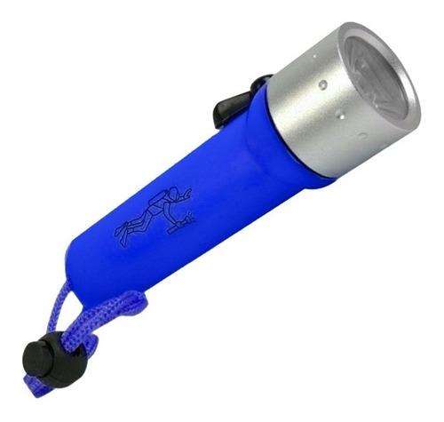 lanterna de mergulho cree q5 led em aluminio profissional