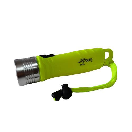 lanterna de mergulho led cree a prova dágua até 25m