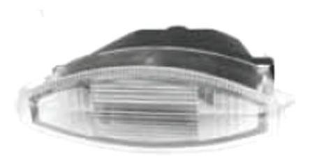 lanterna de placa corsa kadet
