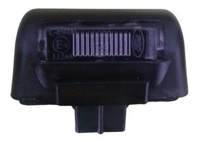 lanterna de placa ford transit furgao e van original ford