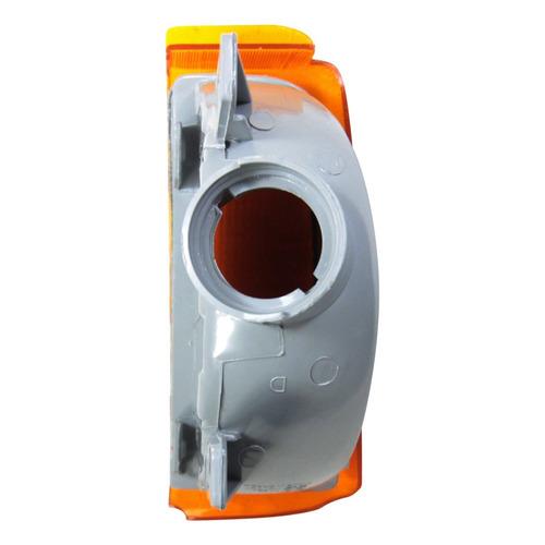lanterna de seta dianteira direita monza 82 a 87 ambar