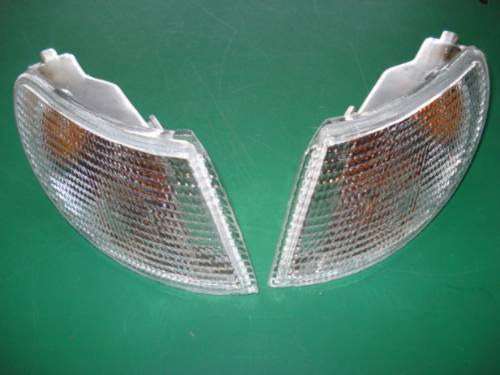 lanterna dianteira logus ou pointer cristal