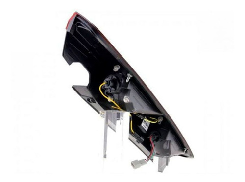 lanterna esportiva full led ford focus hatch 2009 a 2013
