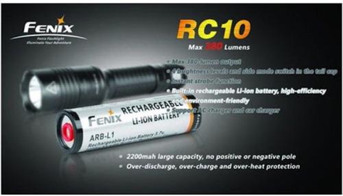 lanterna fenix rc 10 380 lumens