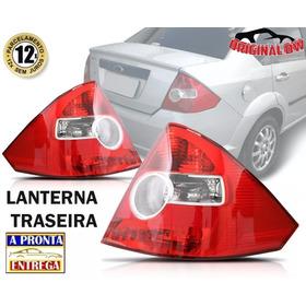 Lanterna Fiesta Sedan 2005 2006 2007 2008 2009 2010 Par