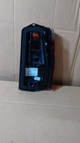 lanterna fiorino/elba 2005/13 bicolor lado esquerdo