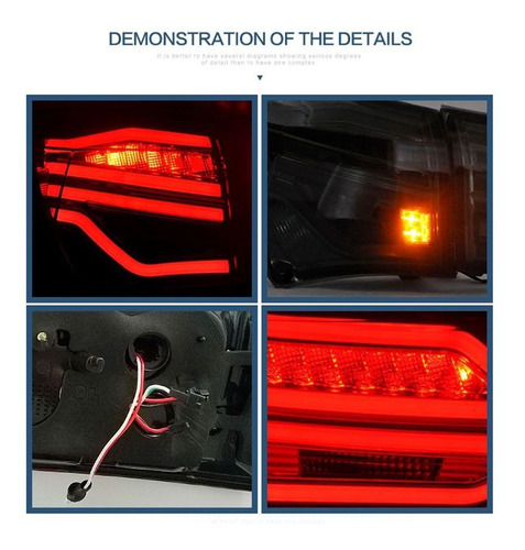 lanterna full led toyota corolla 2015 2016 2017 a 2017 red