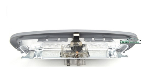 lanterna interna teto ford ka fiesta ecosport courier focus